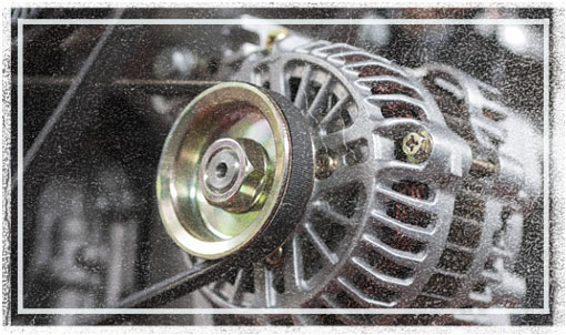 Alternator repair and services | The Livonia Garage